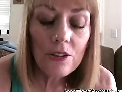 Melanie Loves To Suck Cock Her Son'_s Unearth