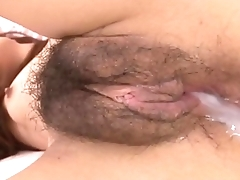 lives.pornlea.com Asian young brute cum inside her pussy