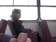 bus and train mix
