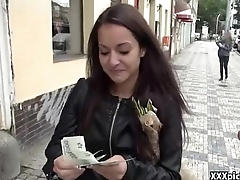 Public Pickups Video WIth Sexu Amateur Euro Girl 17