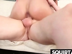 SHE SQUIRTS NICE PUSSY JUICE 20