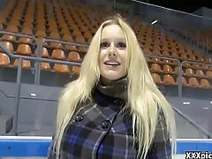 Public Pickup Sex everywhere Non-professional Naughty Czech Slut For Cash 07