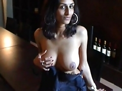 Indian girl amrita similar to one another boobs for money in USA