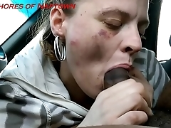 Black Eyed Bitch Lollipopped the Fuck Out My Dick