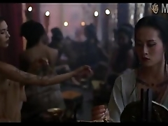 Naked Olivia Cheng in Marco Polo2