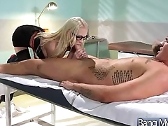 Hot Patient (madison scott) Hungry For Sex Get It Hard From Doctor movie-19
