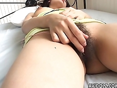 Peerless session leading to her strong and pleasing orgasm