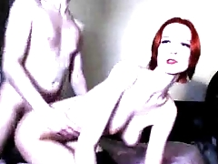 Shorthair redhead home video - web8cam.com