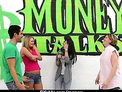 Porn Casting Teen for Bossy 8