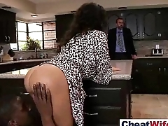 Cheating Wife (lisa ann) Bang In Hard Style Sex Action On Tape movie-17