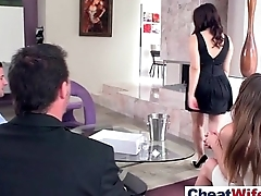 Superb Wife (valentina nappi) Cheats On Camera IN Hard Style Action movie-29