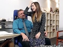Teeny stepdaughter fucked