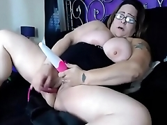 BBW Milf Does Camshow - Dirtyyycams.com