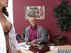 (kortney madison) Naughty Hot Patient Profitability Hard With Doctor video-19