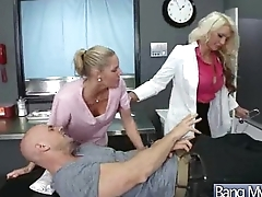 (sadie swede) Naughty Hot Patient Bang Hard With Doctor video-28