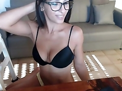 Play with my orgasmic pussy!Danika Mori