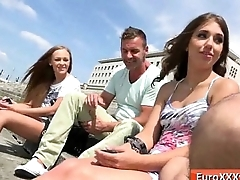 Sexy Teens In Hardcore Euro Sex Party @ www.EuroXXXVids.com 25