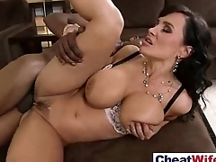 (lisa ann) Sexy Hot Wife Get Hard Dealings Approximately Cheating Act video-24