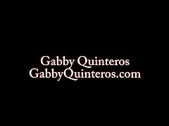 MexiMILF Gabby Quinteros Fucked wits Two Malicious Cocks!