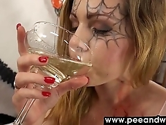 Peeing girls and piss porn at peeandwet.com 20