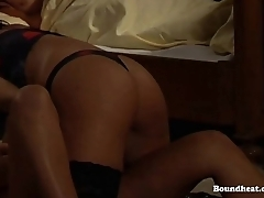 Beautiful Girl Spanked And Licked