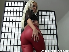 I will edge you to an orgasm if you swallow your own cum CEI