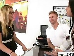 (Esmi Lee&amp_Kendra Lynn) Hot Girl For Some Cash Get Sluty And Accurately Cam video-09