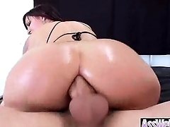 (dollie darko) Round Oiled Ass Girl Nailed Hard In Say no to Behind video-12