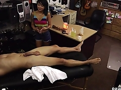 Asian massages with a happy ending - XXX Pawn