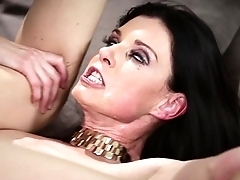 Russian man trapped in a crazy MILF'_s house - India Summer