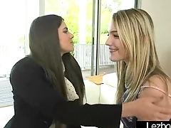 (Kenna James &amp_ Aspen Rae) Teen Lesbo Girls Show On Cam Their Love video-18