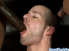 White thug gets drilled by a black toff 03