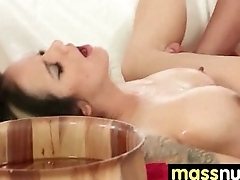 Sexy Girl Nuru Rub down and Fuck 9