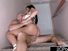 Seconded Couple 3Some hither Gorgeous Neighbour - Kissa Sins, Romi Rain