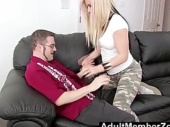 AdultMemberZone &ndash_ Vanessa Gold just want to fuck a geek