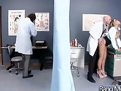 (payton west) Patient Bang With respect to Hard Style Sex Personify With Doctor mov-24