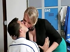horny threesome fucked hard facial redbrazzers.com